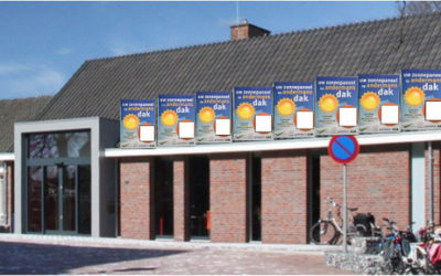Zonneproject maakt grote stap